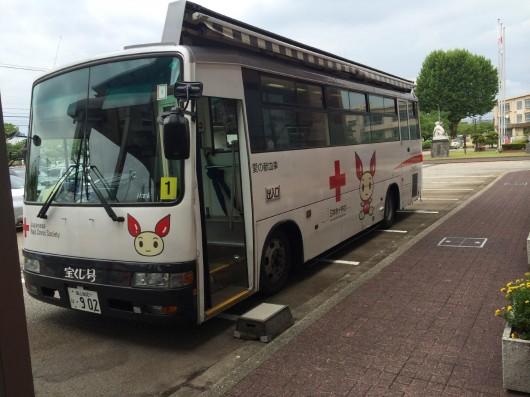 市役所献血 下村 一郎 (2)